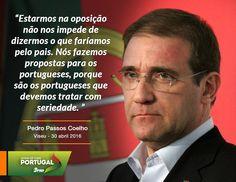 Pedro Passos Coelho, Presidente do Partido Social Democrata, nas Comemorações do 1º de Maio, organizado pelos Trabalhadores Social Democratas. #PSD #acimadetudoportugal