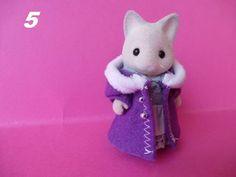 kariba2008 - Manteaux pour mamans Sylvanian Families, Sailor Moon Crystal, Clothes Patterns, Diy Clothes, Kids Toys, Cute Pictures, Miniatures, Printable, Dolls