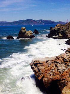 Lands End, San Francisco CA