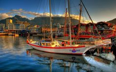 HARBOUR SOUTH AFRICA