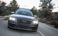 4.Oh Yeah: Audi's New Twin-Turbo 4.0-liter V-8 is a Monster in the Making - Motor Trend Blog