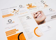 diseño flyer, diseño publicidad, diseño dentista, diseño nutrición, diseño clínica