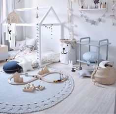 The Girl who Twirls: Planning a Nursery
