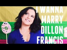 I WANNA MARRY DILLON FRANCIS #dillonfrancis #janetkrupin