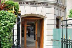 Bar Boulud - best fish & chips