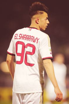 Stephan El Shaarawy 92 <3 via forza-acmilan.tumblr.com