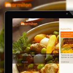 Marmiton Recipe App,  must have app voor alle keukenpieten en -prinsessen