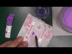 Flores en 4D paso a paso - YouTube Icing, Nails, Tableware, Youtube, Step By Step, Flowers, Finger Nails, Dinnerware, Ongles