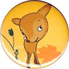 Bambi pinssi. Hinta 3€