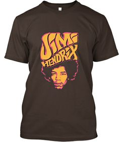 Tribute to jimi hendrix | Teespring