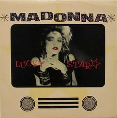 Smash Hits Singles: Madonna - Lucky Star (Sire)