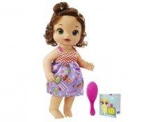 Boneca Baby Alive Escolinha Morena com as melhores condições você encontra no site do Magazine Luiza. Confira!
