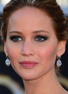 Oscar Makeup - Love Jennifer Lawrence's makeup