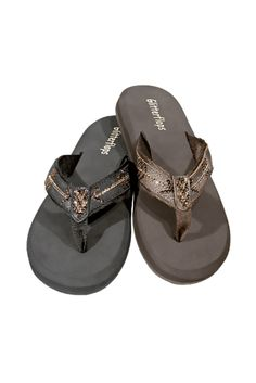 bd98812506efe0 Sensual Elegance Collection  Arrows A little bit of heaven for your feet in  these Orthopedic. Orthopedic Flip FlopsShopping ...