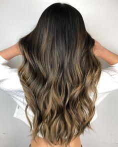 Balayage by Roy Ren at Unfade Hair Studio NYC #balayage #hair #highlights #babylights #ombre #brunette #asian #ash #natural