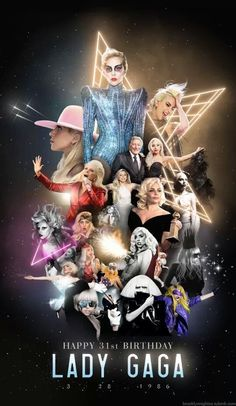 This item is unavailable - Lady Gaga Poster – Super Bowl Star Collage – Various Sizes - Lady Gaga Artpop, Fotos Lady Gaga, Lady Gaga Pictures, The Witcher 2, Poker Face, Pelo Color Ceniza, Musica Lady Gaga, Tatuagem Lady Gaga, Perfect Illusion