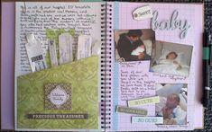 Do it yourself pregnancy and baby journal pregnancy journal diy newborn baby manualidad fantstica para guardar los primeros recuerdos de tu beb diy bebe manualidad solutioingenieria Images