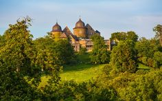 Sababurg: Nicknamed the Sleeping Beauty Castle, families love this ivy-covered, rose-filled estate for its fairytale looks (its actual address is on the Fairy Tale Route) as well as its offerings.