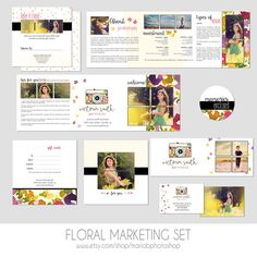 Sell Sheet  Collections Or Packages Pricing Template  Trifold