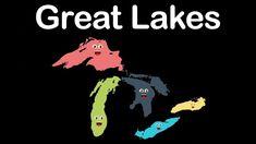 Great Lakes/Great Lakes Geography/Great Lakes North America - YouTube
