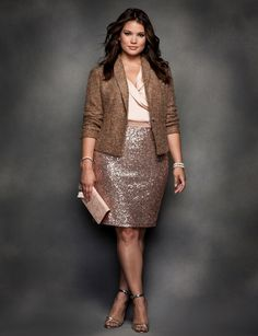 6 Must Haves from the Eloquii Holiday Look Book