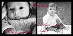 Filho de Valentina e Felipe. Irmão gêmeo de Helena, e irmão de Rafael.