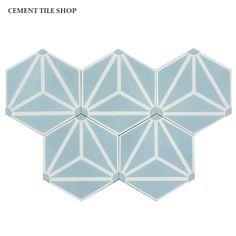 Cement Tile Shop - Encaustic Cement Tile Tess I
