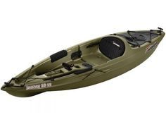 Inflatable Kayak With Dog Prod Image - Find Sun Dolphin Journey 10 ft. Sit-On Angler Kayak with Paddle, Olive in the Kayaks category at Tractor Supply Co.The Sun Dolphin Journey 10 ft Fishing Kayak Reviews, Best Fishing Kayak, Kayak Camping, Bass Fishing, Fishing Tips, Fishing Boats, Saltwater Fishing, Fishing Hole, Bushcraft Camping