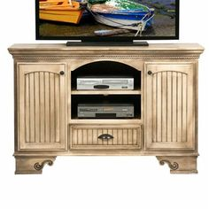 Eagle Industries American Premiere Entertainment Console TV Stand | For The  Home | Pinterest | Console Tv, Tv Stands And Consoles