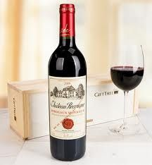 Chateau Recougne, Bordeaux Superieur - made by the Milhade family