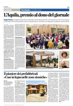 BFA | La Provincia – 01 Settembre 2016 #architecture #mountains #design #interior #contemporary #modern