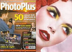 My image in photo plus magazine