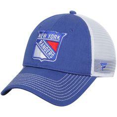 1ef13c449c3 ... Youth Navy Wordmark Diamond Era 39THIRTY Stretch Fit… See More. Men s  New York Rangers Royal Core Trucker Adjustable Snapback Hat