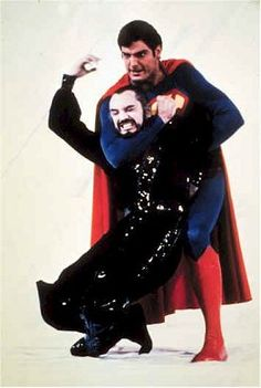 Christopher Reeve as Superman fights Terence Stamp as General Zod in Superman II. Superman Movies, Superman Man Of Steel, Superhero Movies, Batman And Superman, Superman Actors, Superman Pictures, Superman Stuff, Christopher Reeve Superman, Terence Stamp