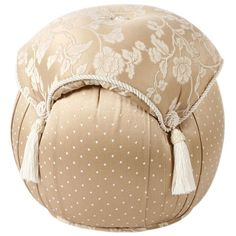 I pinned this Heirloom Pouf from the Feminine Chic event at Joss and Main!