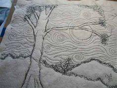 A quilt of art