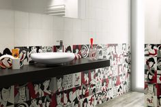 Fantastiche immagini su piastrelle bagno interior decorating