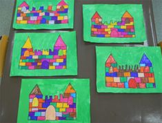 Eyfs Activities, Activities For Kids, Chateau Moyen Age, Fairy Tale Crafts, Royal Theme, Art Projects, Projects To Try, Knight Party, Château Fort