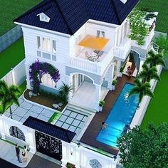 beautiful modern house ideas to make classy and unique house design 19 > Fieltro.Net House interior beautiful modern house ideas to make classy and unique house design 19 > Fieltro. House Plans Mansion, Sims House Plans, Dream House Plans, Modern House Plans, House Floor Plans, Large House Plans, Unique House Plans, Beautiful House Plans, Duplex House Plans