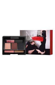 NARS 'Guy Bourdin - Crime of Passion' Eye, Cheek & Lip Palette (Limited Edition) available at #Nordstrom