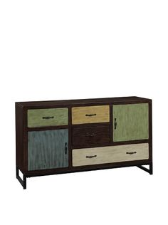 www.myhabit.com  Add pops of color to your kitchen or dining room with this design offering ample storage