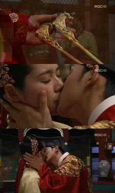 """""""The Moon that Embraces the Sun"""" Loved this scene sooooo much, it always makes me smile and squeal"""