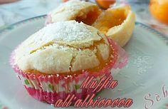 Senza glutine, senza latte e senza uova: muffin all'albicocca! http://senzaebuono.altervista.org/glutine-latte-uova-muffin-allalbicocca/