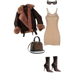 Untitled #716 by milly-oro on Polyvore featuring polyvore, fashion, style, Rick Owens Lilies, CÉLINE and clothing