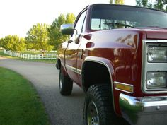 1986 Chevy Silverado Shortbed