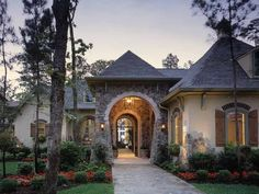 english cottage tudor storybook house..my dream house   dream