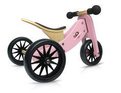 KInderfeets | Tiny Tots Trike | Pink