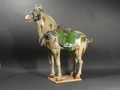 Sancai Horse, Tang Dynasty (China)