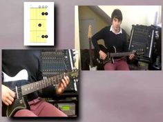 Absolute Beginners Guitar Lesson 7 - LEARN TO PLAY THE BLUES - YouTube