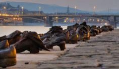 Danube Promenade Walk, Budapest
